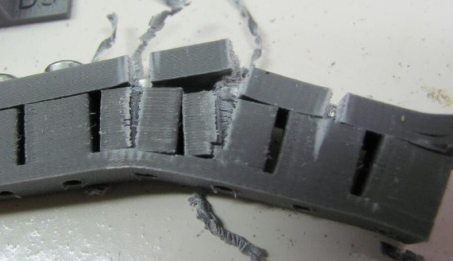 有哪些3D打印軟件設定可以增加模型堅固度?