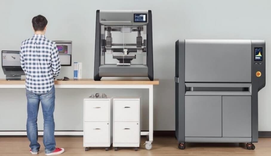 首部桌上型金屬3D打印機終於面世!