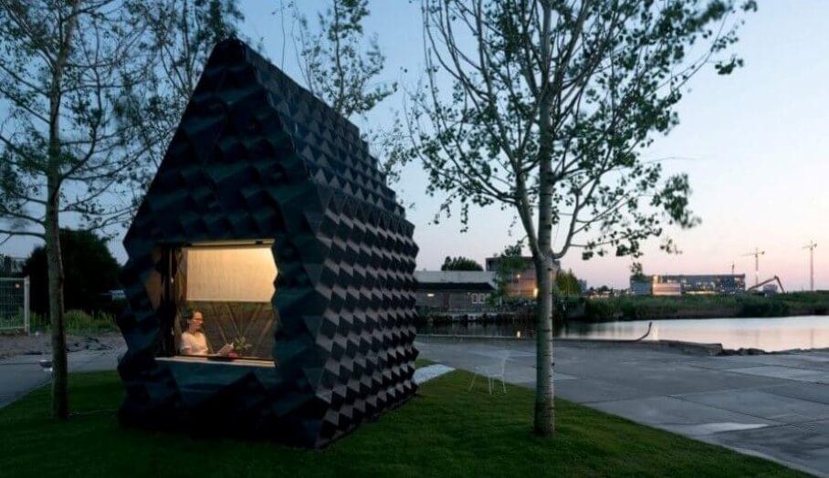 3D 打印個性建築 - 為未來帶來新方向