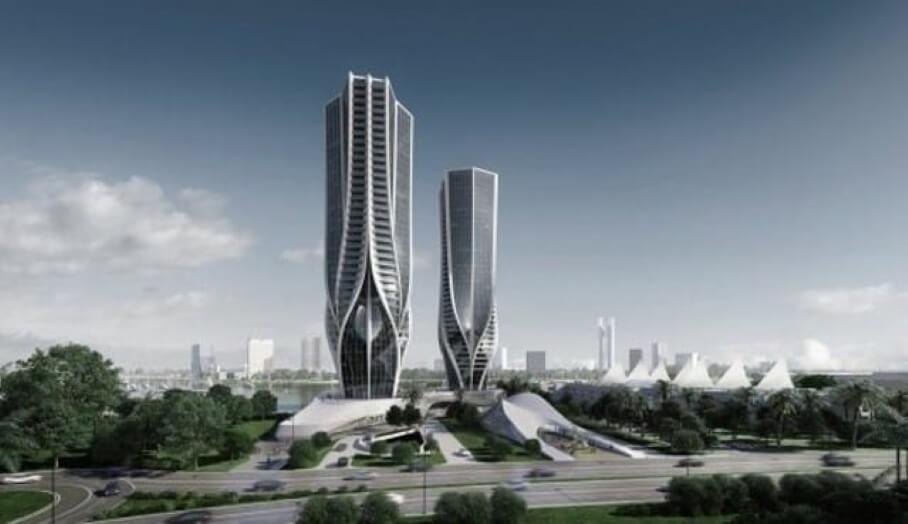 建築大師Zaha Hadid概念作品模型利用3D打印再度呈現