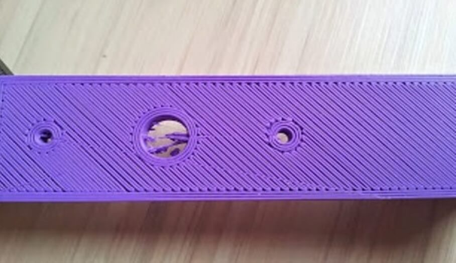 3D打印問題-如何解決框線與填充料之間有空隙
