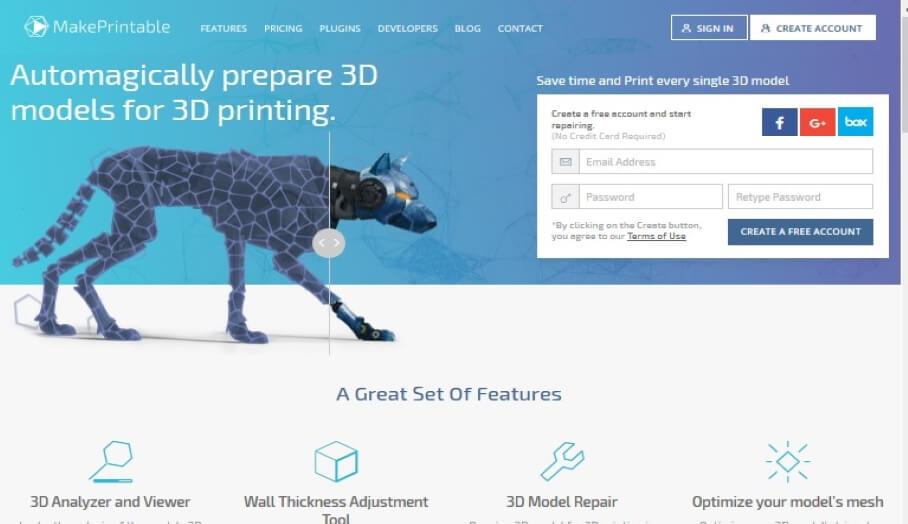 3D打印模型有問題要修復怎麼辦?
