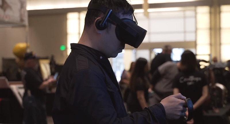 Oculus Medium軟件-在虛擬實境中繪畫逼真3D模型?