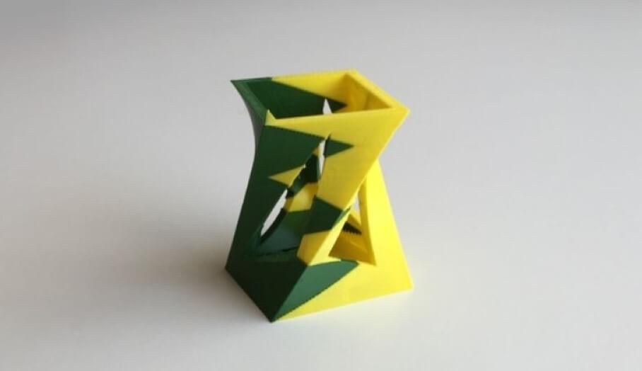 3個打印雙色3D模型時要注意的地方
