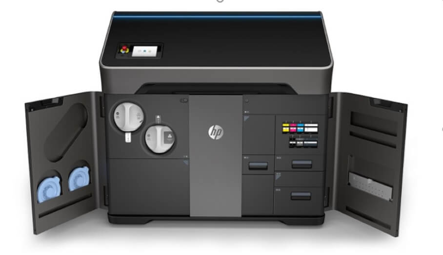 HP 推出最新工業式全彩3D打印機