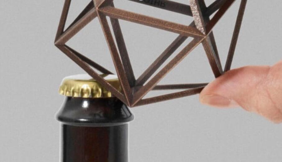 設計師利用3D打印打造簡約設計產品
