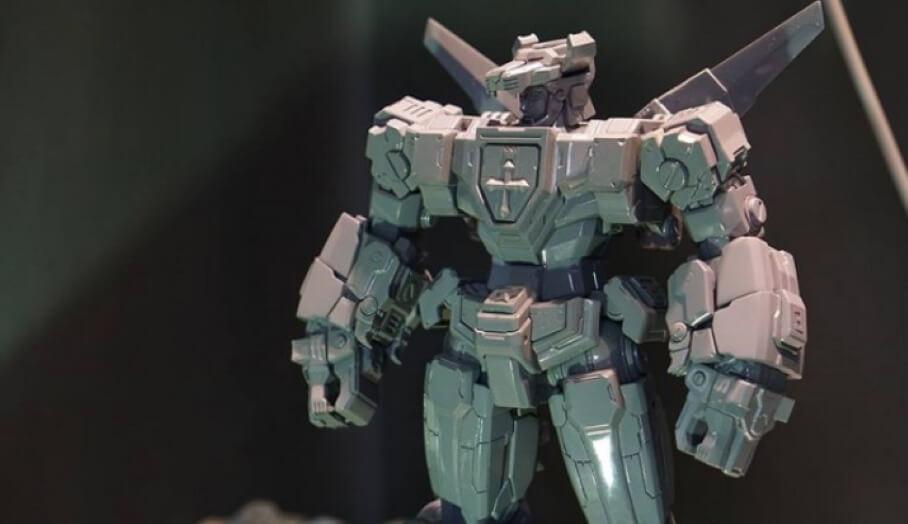原來是這樣製作3D打印機械人模型的!