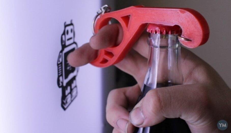 6款1小時內便列印完的有趣實用3D列印成品