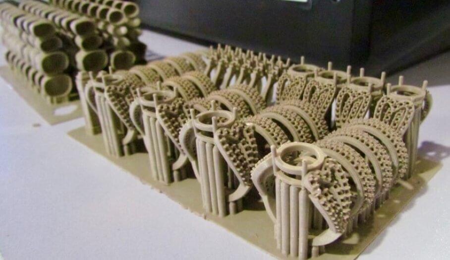 怎樣處理光固化的3D打印件呢?