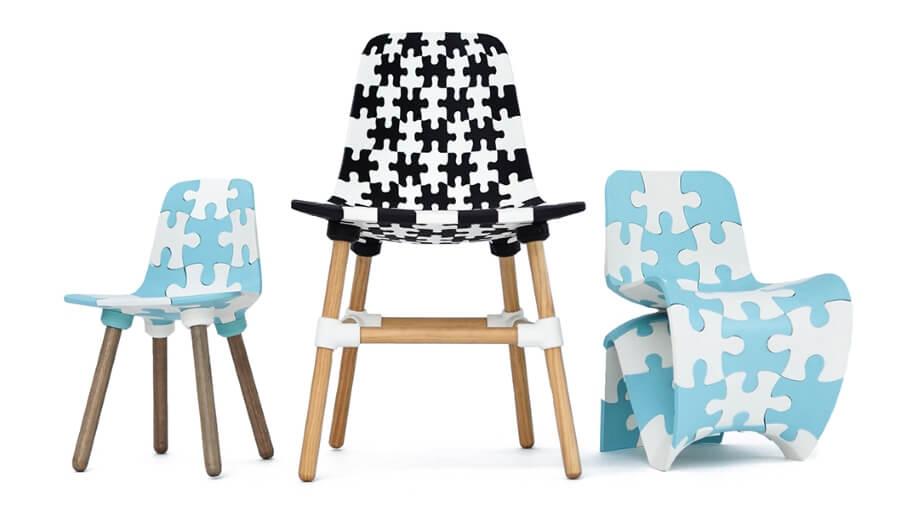 DIY 自己製作3D打印椅子