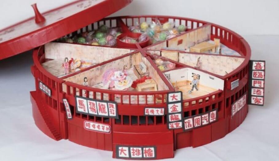 3D 打印香港集體回憶