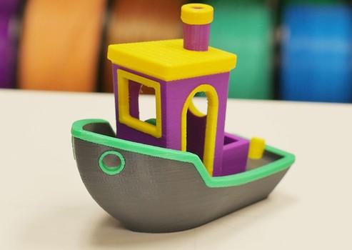 讓你由單色變多色3D打印的MOSAIC PALETTE終於有售了!