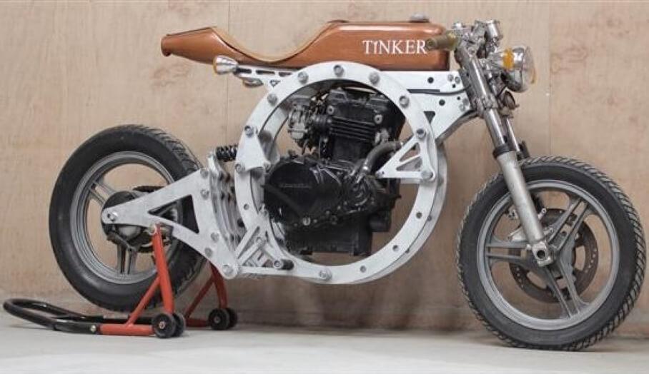 3D打印摩托車不是夢
