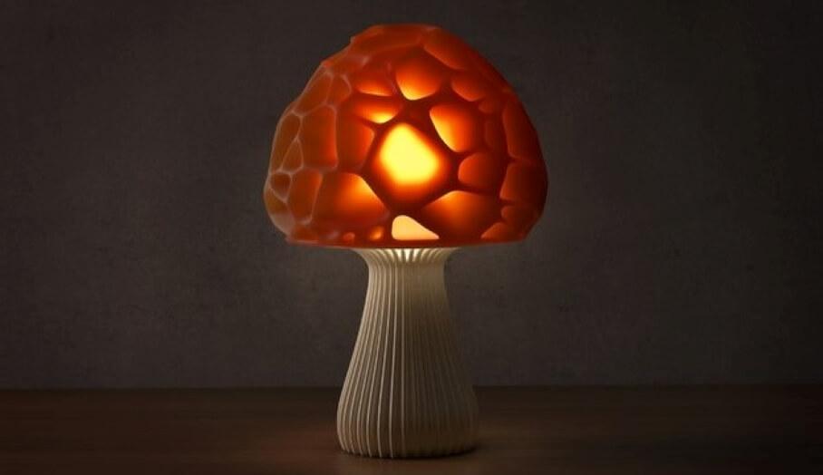 5款特色3D Printing Lamp - 裝飾屋企好簡單