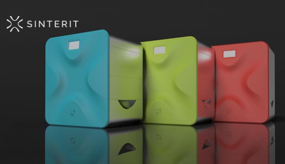 首部低成本桌面式的SLS 3D Printer