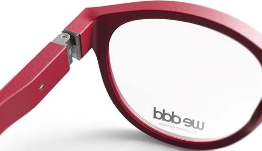 Aoyama Optical France 3D打印眼鏡