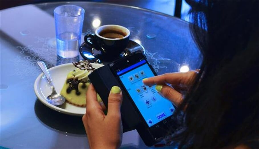 手機掃一掃描就知道食物含多少卡路里