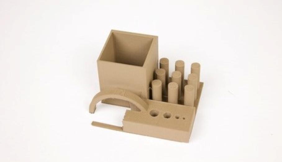 青銅Bronze 3D打印材料的後期處理方法