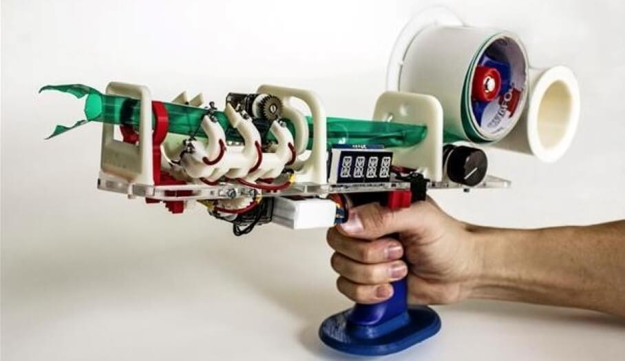 巨型3D列印筆Protopiper- 輕鬆畫出3D家具草圖