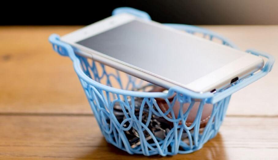 6個最具設計感的3D打印手機座