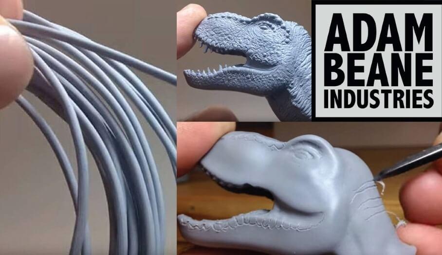 Lab人語錄系列二十二: 可雕塑的革命性3D打印耗材即將面世!