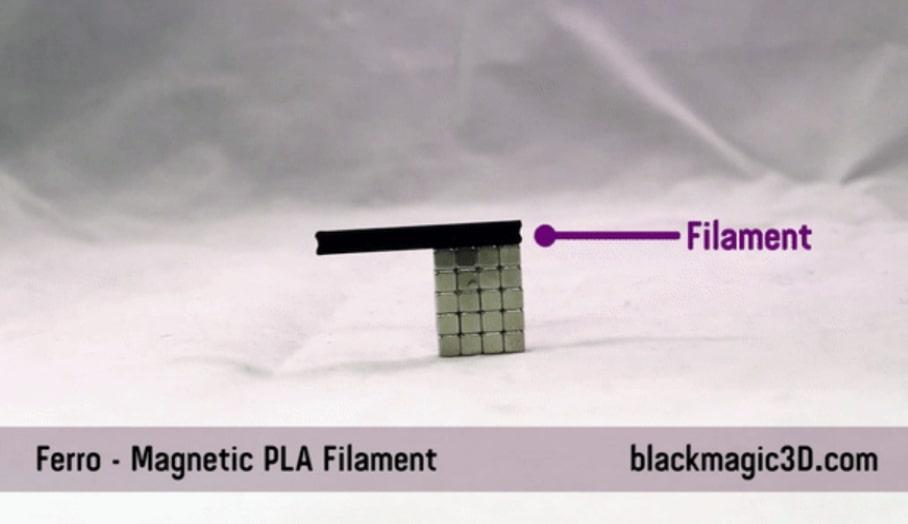革新3d列印材料面世- 含磁性功能