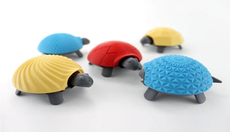 5個可放在檯面上的3D打印有趣小裝飾