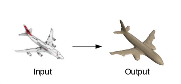2D圖像轉化成3D模型?