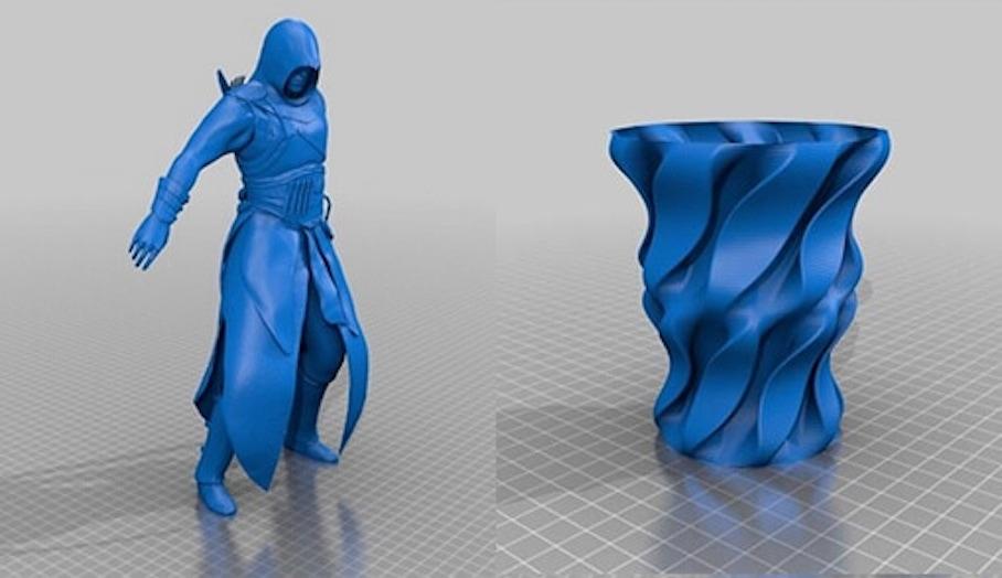 如何檢查 stl模型能否3D打印出來?