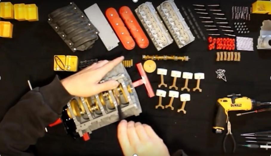 利用3D打印製作複雜的手板無難度!
