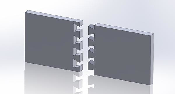 設計3D打印interlock時 要注意什麼呢?