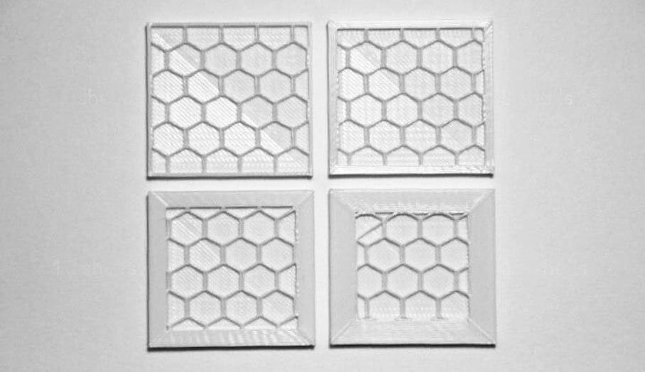 在3D打印軟件中設定模型外殼(Perimeter)時要注意什麼?