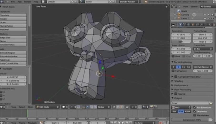 3D打印模型製作注意事項