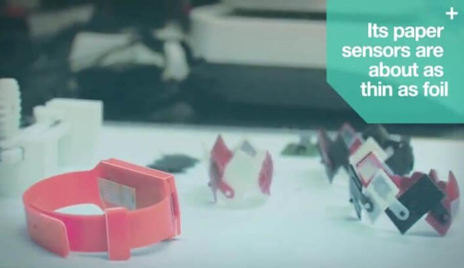 嫌iWatch太貴?利用3D打印開發的超低成本健康智能手錶