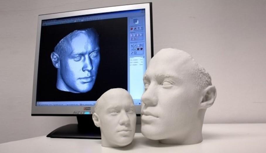 3D掃描技術有哪幾種?