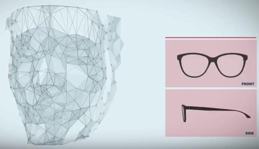 利用3D掃描及3D打印製作眼鏡