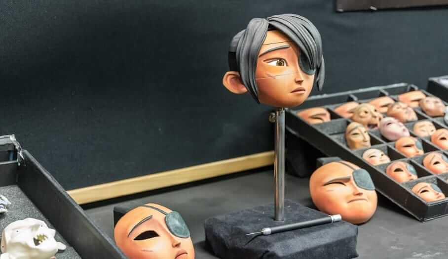 3D打印怎樣幫到製作定格動畫人物?