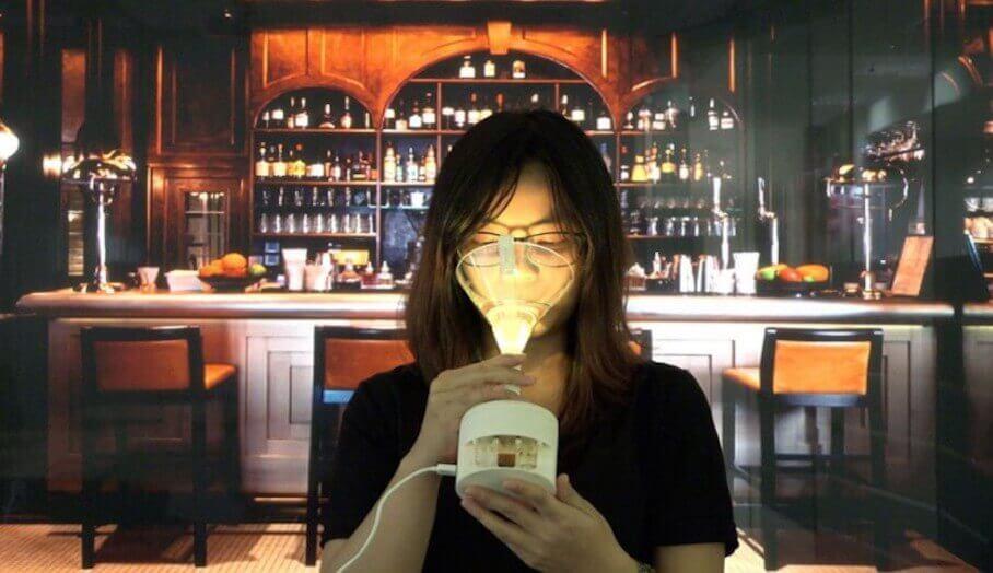 3D打印Vocktail立體酒杯模型,將水變成不同酒味