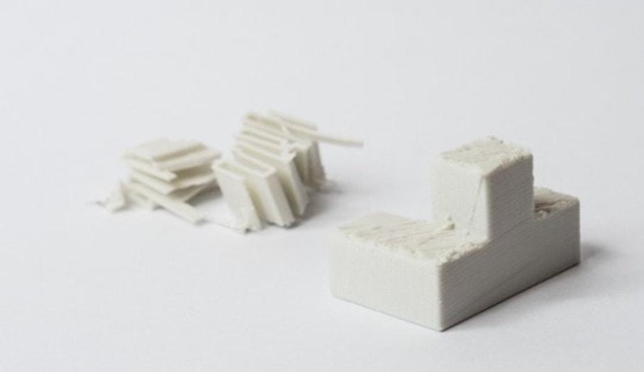 怎樣設計才能令支撐物料容易拆下?