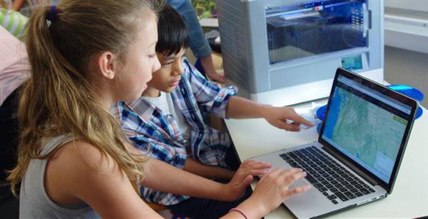 增加STEM教育互動體驗的3D打印地質模型教材