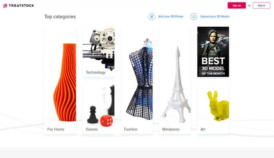 即時使用3D眼鏡瀏覽3D模型檔案的網上平台
