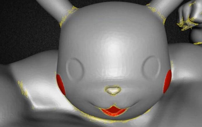 讓你將單色3D模型轉換為多色設計的SimplyColor3D-3D模型軟件