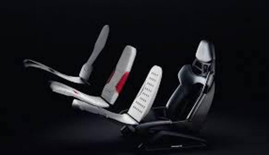 保時捷將推出3D打印個性化座椅