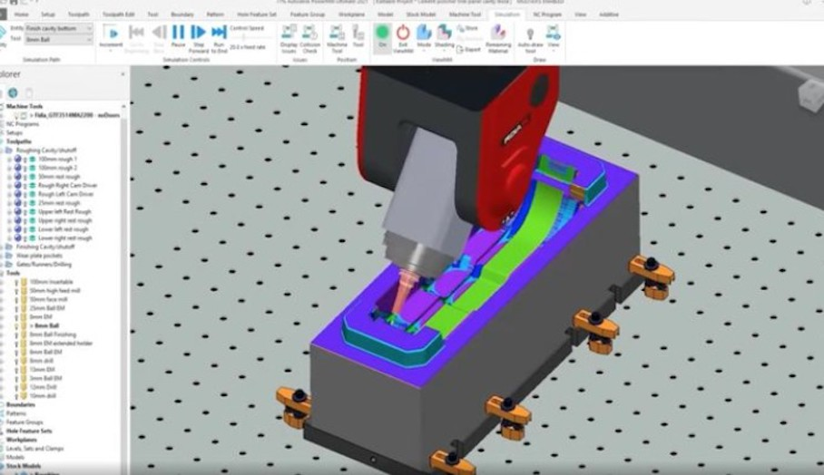 Autodesk將Powerhouse製造工具添加到Fusion-360中