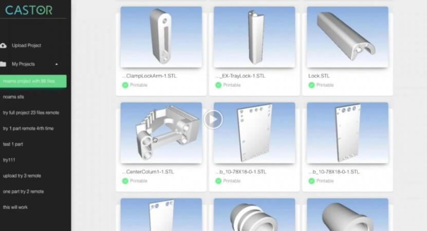 可用來控制成本新工業3D打印軟件3