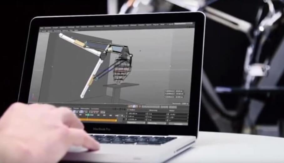 可用來控制成本新工業3D打印軟件