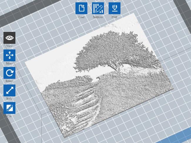 原來利用照片都可以3D打印個性化家品4