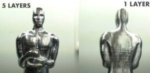 3D打印成品也可以有電鍍效果?2