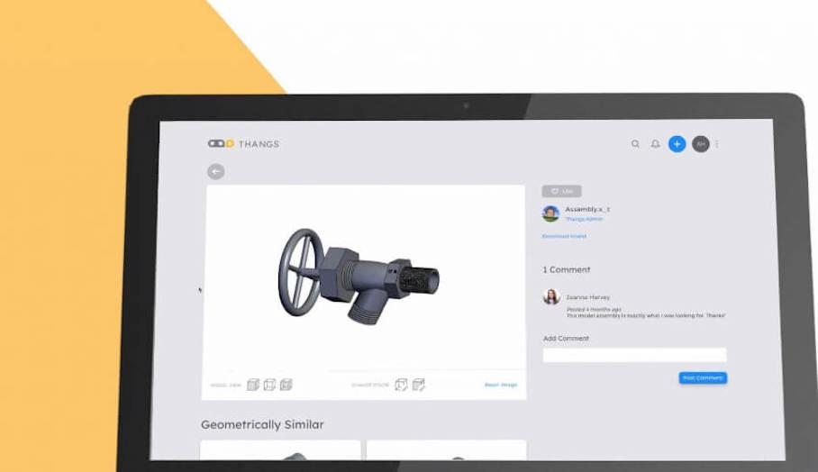 Thangs -現時最強勁的3D模型搜索平台?3