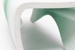 利用混凝土3D打印出漸變顏色的家具?6